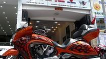 Soi tận mắt siêu xe Victory Vision Arlen Ness 2012 độc nhất Việt Nam