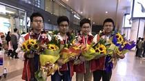 Việt Nam giành được 20 huy chương Vàng thi Toán quốc tế Seoul