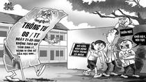 Thông tư 08 của Bộ Giáo dục về khen thưởng, kỷ luật học sinh đã cũ kỹ, lạc hậu