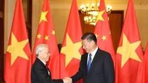 Điện cảm ơn của Tổng Bí thư Nguyễn Phú Trọng