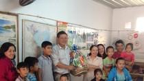 Xuân trao yêu thương của các thầy cô ở Bình Thuận