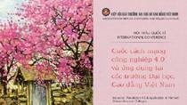 Hội thảo cách mạng 4.0 và ứng dụng tại các trường Đại học, Cao đẳng Việt Nam