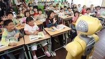 Thầy giáo sẽ được thay thế bởi Robot?