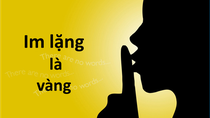 Đồng ý và sự im lặng