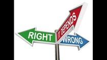 """""""Đạo"""" -  Những thách thức về đạo đức và liêm chính"""