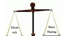 Thi đua khen thưởng thì làm sao cho công bằng, khách quan, chính xác?