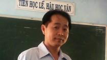 Một thầy giáo mê đọc sách, viết thơ văn