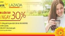 Mua sắm liền tay - Giảm ngay 30% với thẻ HDBank