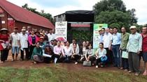 Tập huấn mô hình tái canh, sản xuất cà phê tại Buôn Ma Thuột
