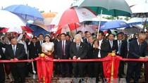 Tổng Bí thư Nguyễn Phú Trọng dự lễ khánh thành Đài Hữu nghị Việt Nam – Campuchia