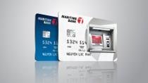 Ứng tiền mặt từ thẻ tín dụng Maritime Bank với phí 0 đồng
