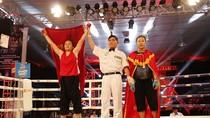 Bình Định áp đảo về số võ sĩ tranh đai vô địch Number 1