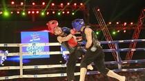Hàng ngàn khán giả Quảng Ngãi mãn nhãn với các trận chung kết Võ cổ truyền
