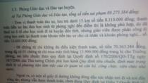 Nguyên Trưởng phòng giáo dục huyện Phú Tân bị đề nghị kiểm điểm