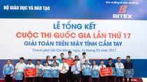 17 năm, một sân chơi bổ ích và xứng đáng với thế hệ học sinh yêu toán Việt Nam