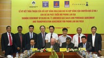 PVN phát triển mỏ Phong Lan Dại