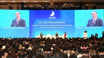 Thủ tướng khai mạc Hội nghị Thượng đỉnh Kinh doanh, đối thoại với doanh nghiệp