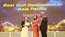 Việt Nam giành hàng loạt các giải thưởng quan trọng tại Asian Golf Awards 2017
