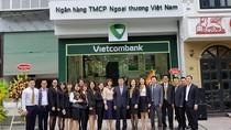 Vietcombank Thăng Long khai trương Phòng giao dịch Nguyễn Văn Huyên
