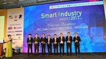 """Vietcombank đồng hành cùng """"Phát triển công nghiệp thông minh 2017"""""""