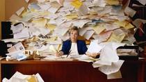 Nhà trường khổ sở, bội thực vì giấy tờ, báo cáo... quá nhiều