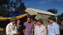 Bộ Y tế hỗ trợ Hòa Bình khắc phục thiệt hại sau mưa lũ