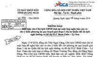 """Vì sao Quảng Ngãi """"hỏa tốc"""" di chuyển đồn biên phòng, ưu ái cho FLC?"""
