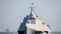 Mỹ đến biển Đông, Ấn Độ sẽ hưởng lợi?