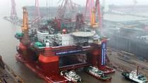 Trung Quốc chuẩn bị đưa giàn khoan khổng lồ ra Biển Đông