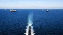 Tình hình Biển Đông: Hải quân Mỹ sẽ bố trí lại ở Tây Thái Bình Dương