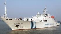 Hải giám Trung Quốc tiếp tục tuần tra ở vùng biển đảo Điếu Ngư