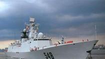 Biên đội hộ tống của TQ lần đầu tiên tiếp tế ở cảng Karachi, Pakistan