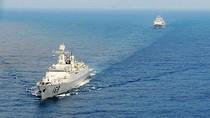 Ấn Độ lo ngại bị Trung Quốc giáp công trên biển - trên bộ