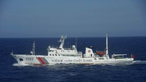 Lực lượng bảo vệ bờ biển Nhật Bản tăng người, tăng tiền bảo vệ Senkaku