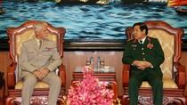 Việt Nam và Czech ký thỏa thuận quân sự-quốc phòng