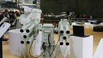 Trung Quốc khoe vũ khí chống người nhái ở Biển Đông