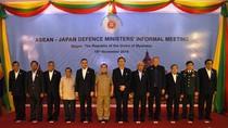 Nhật Bản tổ chức hội nghị Bộ trưởng Quốc phòng với ASEAN