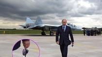 Máy bay chiến đấu T-50 của Nga sẽ tham gia lễ duyệt binh của TQ?