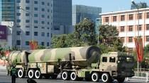 Chi tiêu quốc phòng châu Á tăng mạnh, 60% đến từ Trung Quốc