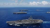 Báo Mỹ: Hải quân Mỹ chưa đủ mạnh để đánh khắp toàn cầu