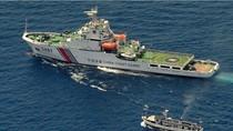 Malaysia chặn tàu cảnh sát biển Trung Quốc xâm phạm chủ quyền