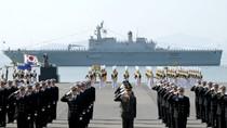 Hàn Quốc xây căn cứ cách Thượng Hải 500 km để tàu chiến Mỹ đồn trú