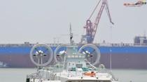 Lộ diện 2 tàu đổ bộ đệm khí Zubr do Trung Quốc tự chế tạo