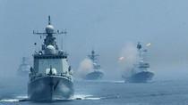 Nga-Trung liên kết tác chiến chỉ đối phó được một nửa Hải quân Mỹ