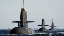 Nhật Bản cầu viện Anh để tranh đơn đặt hàng tàu ngầm Australia