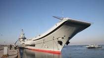 Trung Quốc cơ bản hoàn thành căn cứ chứa 2 tàu sân bay ở Biển Đông
