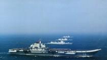 Hải quân Trung Quốc xếp hạng gây ngạc nhiên, sức chiến đấu khó dự đoán
