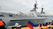 Hải quân Philippines nỗ lực tăng sức tranh đoạt Biển Đông, được Mỹ viện trợ