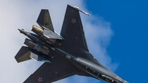 Nga không cho phép sản xuất máy bay chiến đấu Su-35 ở Trung Quốc