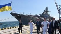 Mỹ-Ukraine tổ chức tập trận chung mô phỏng đoạt lấy bán đảo Crimea
